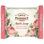 Тоалетен сапун с дамаска роза и шеа