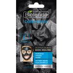 CARBO DETOX Почистваща маска за суха и чувствителна кожа с активен въглен