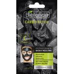 CARBO DETOX Почистваща маска за мазна и комбиниран тип кожа с активен въглен