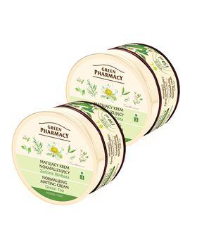 Промопакет 2 бр крем от зелен чай